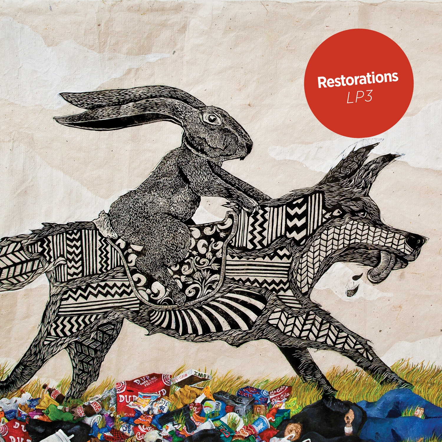 Restorations - LP3 Review 14