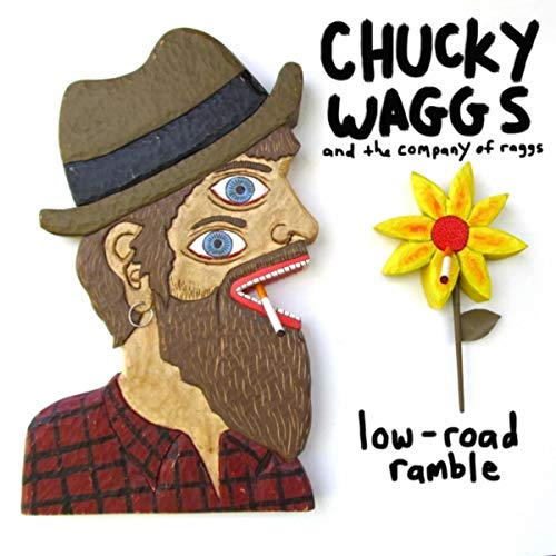 Chucky Waggs - Low Road Ramble LP Review 11
