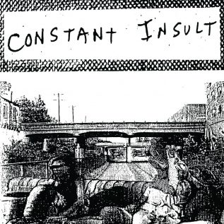 Constant Insult – Self Titled 12'' EP 15