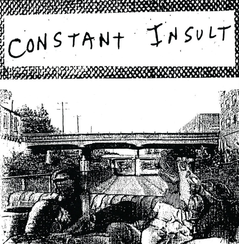 Constant Insult – Self Titled 12'' EP 1