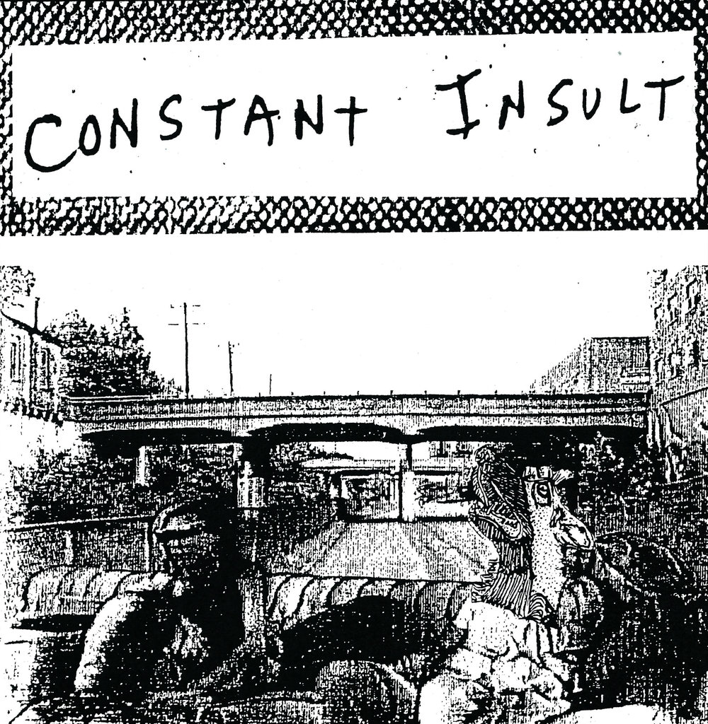 Constant Insult – Self Titled 12'' EP 9