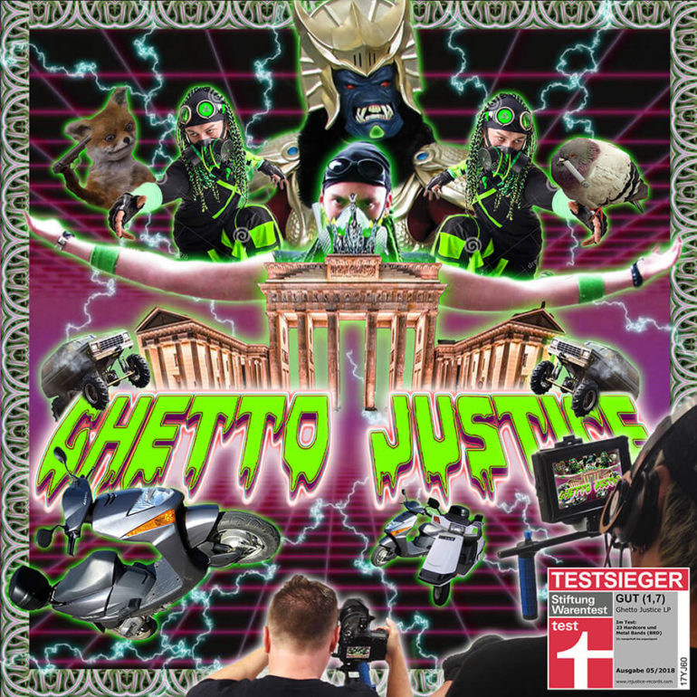 Ghetto Justice – Easy Listening & Exzess 12