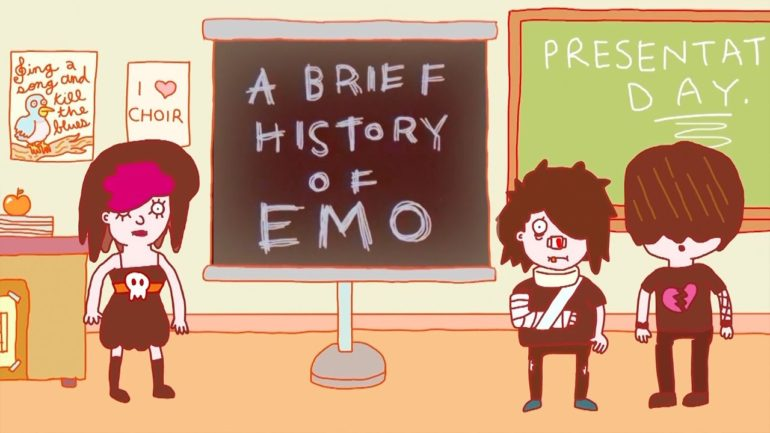 A Brief History of Emo (Video) 2